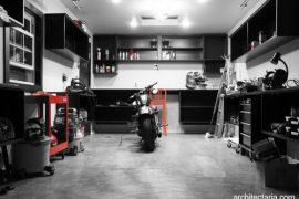 Maksimalkan ruang garasi
