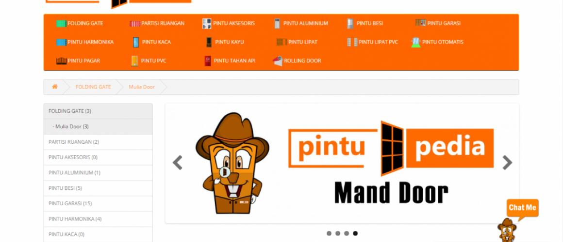 5 Website Jual Beli Pintu
