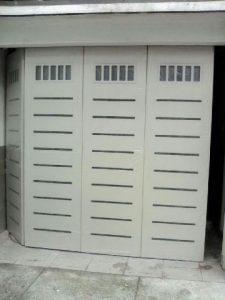pintu garasi sliding